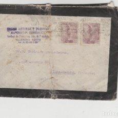Sellos: LOTE A- MATA SELLOS SOBRE 1946 MADRID. Lote 206304790