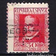 Sellos: 1935 ESPAÑA EDIFIL 691 CENTENARIO LOPE DE VEGA USADO PERFORADO. Lote 206807688