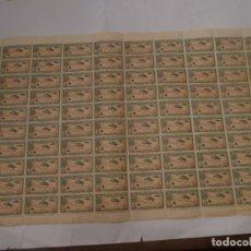 Sellos: 4 HOJAS DE 100 SELLOS CRUZ ROJA ESPAÑOLA 1926 S5-20-30 Y 40 CTMOS. Lote 207023937