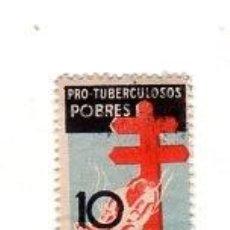 Sellos: EDIFIL 840. PRO- TUBERCULOSOS. 1937. NUEVO.. Lote 207176787