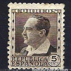 Selos: 1933-1935 ESPAÑA EDIFIL 681 PERSONAJES MNH** NUEVO SIN FIJASELLOS. Lote 207200717