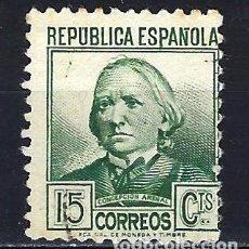 Timbres: 1933-1935 ESPAÑA EDIFIL 683 PERSONAJES USADO. Lote 252901070