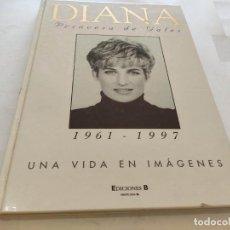 Sellos: DIANA PRINCESA DE GALES 1961 – 1997 UNA VIDA EN IMÁGENES. Lote 210260723