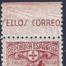 Sellos: EDIFIL 767 CRUZ ROJA ESPAÑOLA 1938. MNH **. Lote 210570253