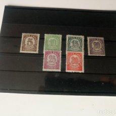 Timbres: REPÚBLICA ESPAÑOLA DEL AÑO 1938 EDIFIL 745/50 EN NUEVO **. Lote 212300695