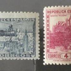 Sellos: 1938-ESPAÑA EDIFIL 770/72 MNH** MONUMENTOS Y AUTOGIRO - SELLOS NUEVOS SIN CHARNELA - BIEN CENTRADOS. Lote 213558021