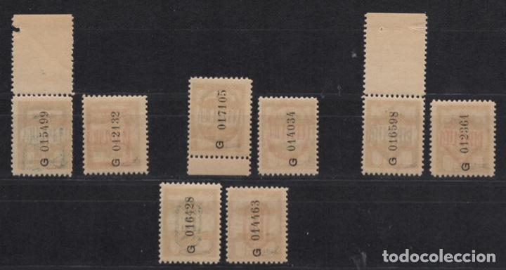 Sellos: 1931 Ayuntamiento de Barcelona sobrecargado SERIE COMPLETA Vc 175,00€ - Foto 2 - 170182672
