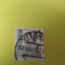 Sellos: 1937 VICTORIA MATASELLO ISABEL CATÓLICA EDIFIL 820. Lote 218976883