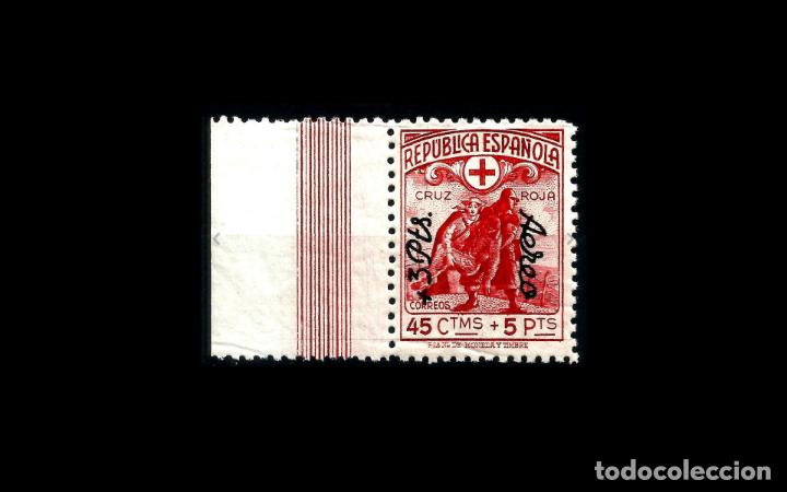 ESPAÑA - 1938 - II REPUBLICA - EDIFIL 768 - MNH** - NUEVO - BORDE DE HOJA. (Sellos - España - II República de 1.931 a 1.939 - Nuevos)