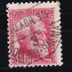 Sellos: CL12-34- AZCÁRATE REPÚBLICA MATASELLOS AMBULANTE SOLLER- PALMA. Lote 221265351