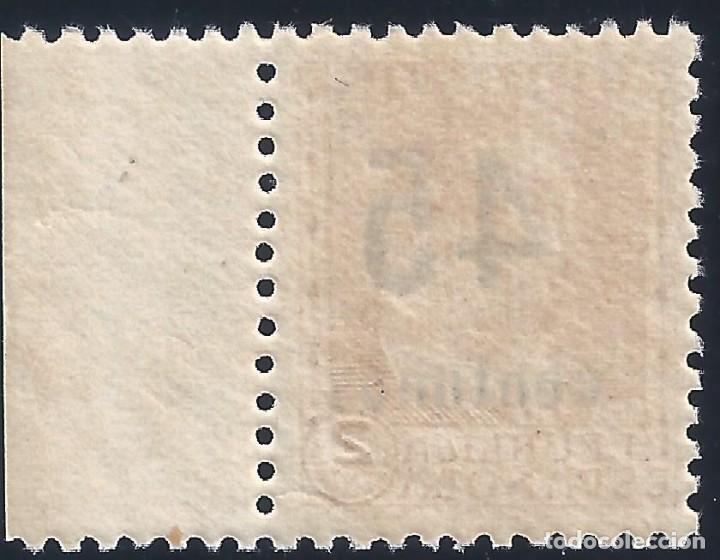 Sellos: EDIFIL NE 28 1938. V. BLASCO IBÁÑEZ. NO EXPENDIDO. CENTRADO DE LUJO. VALOR CATÁLOGO: 120 €. MNH ** - Foto 2 - 221513431