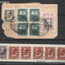 Sellos: FECHADORES BLOQUE 1938 MADRID. Lote 222115127