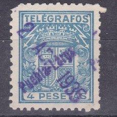 Sellos: LL15- TELEGRAFOS USADO PUEBLA LARGA (VALENCIA). Lote 222126198