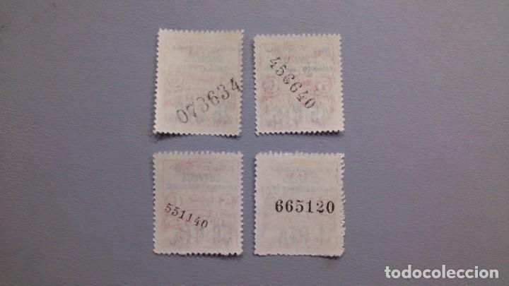 Sellos: ESPAÑA - 1937 - ASTURIAS Y LEON - EDIFIL 8/11 - SERIE COMPLETA - MNH** - NUEVOS. - Foto 2 - 229608840