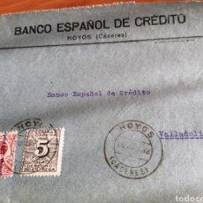 Sellos: FRONTAL DE HOYOS. Lote 235709345