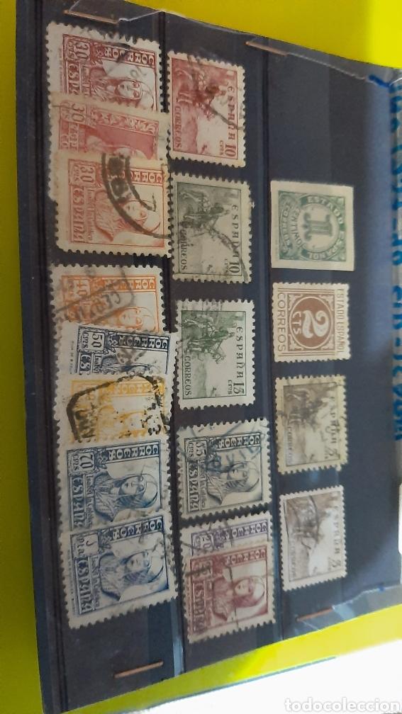1937 CID ISABEL SUELTOS USADO FILATELIA COLISEVM (Sellos - España - II República de 1.931 a 1.939 - Usados)