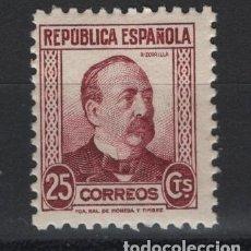 Sellos: TV_001.-G-SUB/ 1933-1935, PERSONAJES, EDF. 685. Lote 236672405