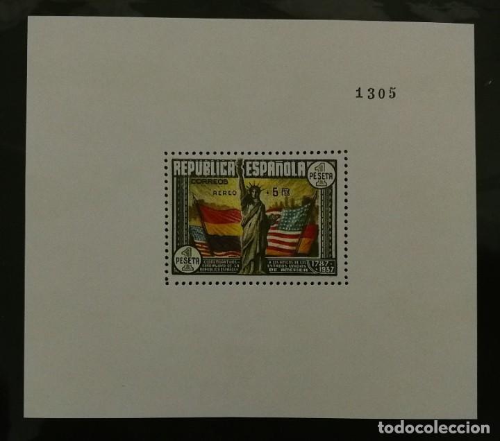 EDIFIL 766 SELLOS DE ESPAÑA (Sellos - España - II República de 1.931 a 1.939 - Nuevos)