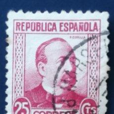 Sellos: SELLO DE LA REPÚBLICA ESPAÑOLA. Lote 244640055
