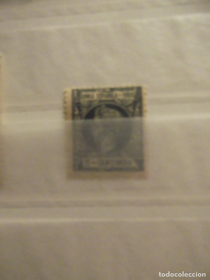 SELLO MNH GUINEA ESPAÑOLA 5 CENT (Sellos - España - II República de 1.931 a 1.939 - Nuevos)