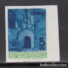 Sellos: BARCELONA. 1939 EDIFIL Nº 13 MFS, (**), MUESTRAS.. Lote 245105995