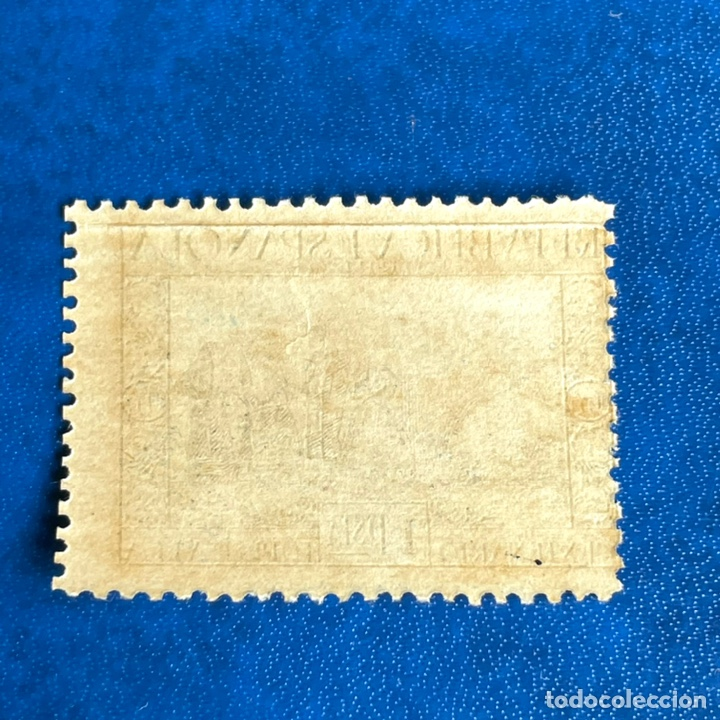 Sellos: 1935 edifil 693 nuevo Republica Española sello 1 peseta centenario de Lope de Vega - Foto 2 - 245203920