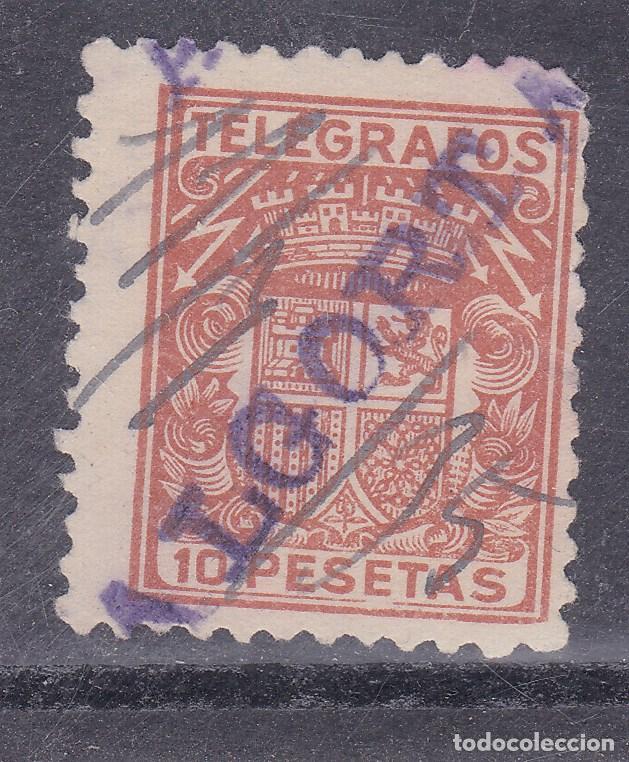 SS42- TELÉGRAFOS USADO ALGORTA VIZCAYA (Sellos - España - II República de 1.931 a 1.939 - Usados)