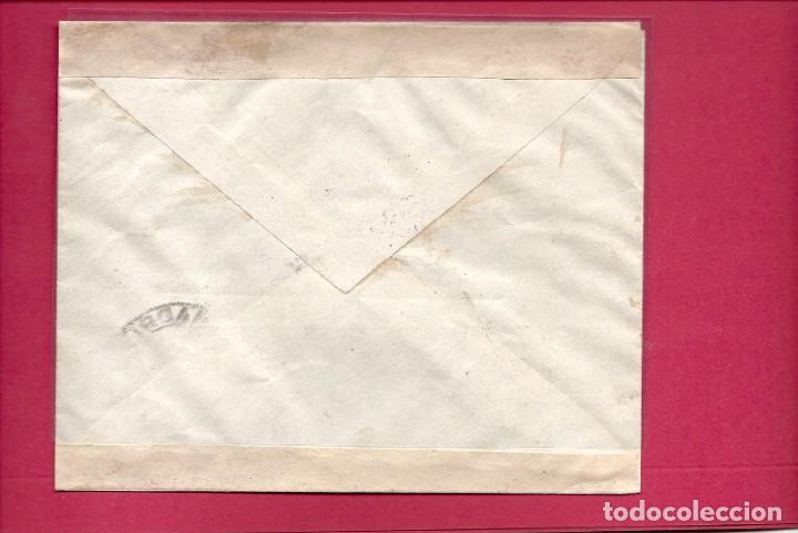 Sellos: II REPÚBLICA ESPAÑOLA. AÑO 1933. CARTA CIRCULACION INTERIOR MADRID. - Foto 2 - 245253775