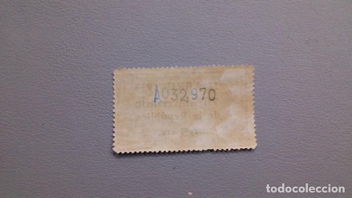Sellos: ESPAÑA - 1938 - II REPUBLICA - EDIFIL 755 - MNH** - NUEVO - BIEN CENTRADO. - Foto 2 - 246911220