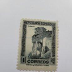 Sellos: SELLO DE ESPAÑA 1937. CUENCA1 PTS. NUEVO. Lote 247978335