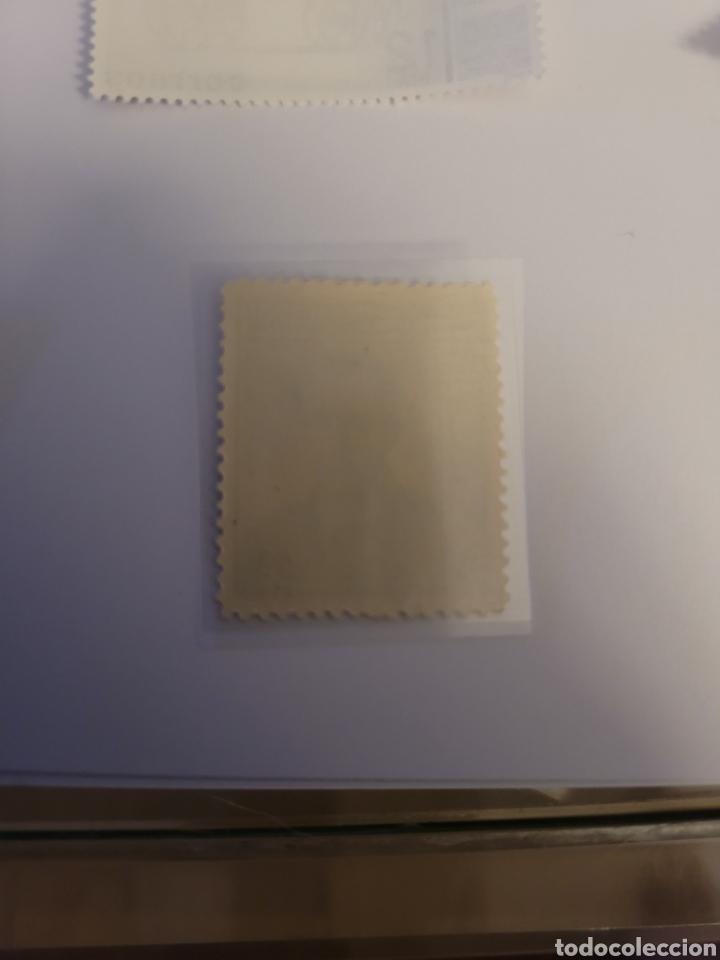 Sellos: Sello de España 1937. José Antonio primo de ribera. 50 cts. Nuevo - Foto 2 - 252578010
