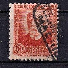Sellos: SELLOS ESPAÑA 1932 EDIFIL 661 EN USADO VALOR CLAVE. Lote 254725665