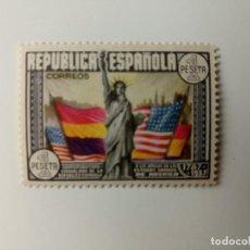 Selos: CL ANI. CONSTITUCIÓN EE.UU DEL AÑO 1938 EDIFIL 763 EN NUEVO**. Lote 267763174