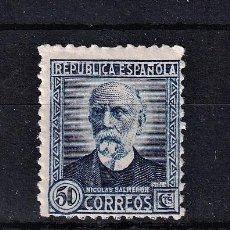 Sellos: SELLOS ESPAÑA: AÑO 1933 EDIFIL Nº 688 EN NUEVO VALOR CATALOGO 8 €. Lote 260017815