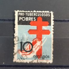 Francobolli: ESPAÑA 1937. EDIFIL 840 CIRCULADO. Lote 260375200