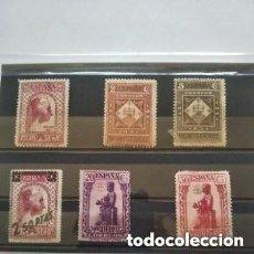 Sellos: ESPAÑA 1931. MONSERRAT EDIFIL 637*, 638*, 642*,NUEVOS ,CON GOMA Y CHARNELA. 20 Y 30 (USADO).SIN GOM.. Lote 260767960