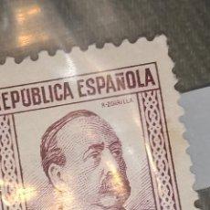 Sellos: SELLOS REPÚBLICA ESPAÑOLA. Lote 261139955