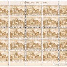 Sellos: [A0182] ESPAÑA 1930; PLIEGO DESCUBRIMIENTO DE AMÉRICA, 5C. (MNH). Lote 262038315