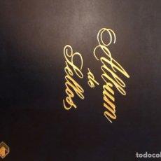 Sellos: ALBUM SELLOS ESPAÑA 1850-1939. Lote 262971375