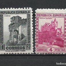 Sellos: ESPAÑA 1932 EDIFIL 673/674 ** MNH - 1/35. Lote 263114705