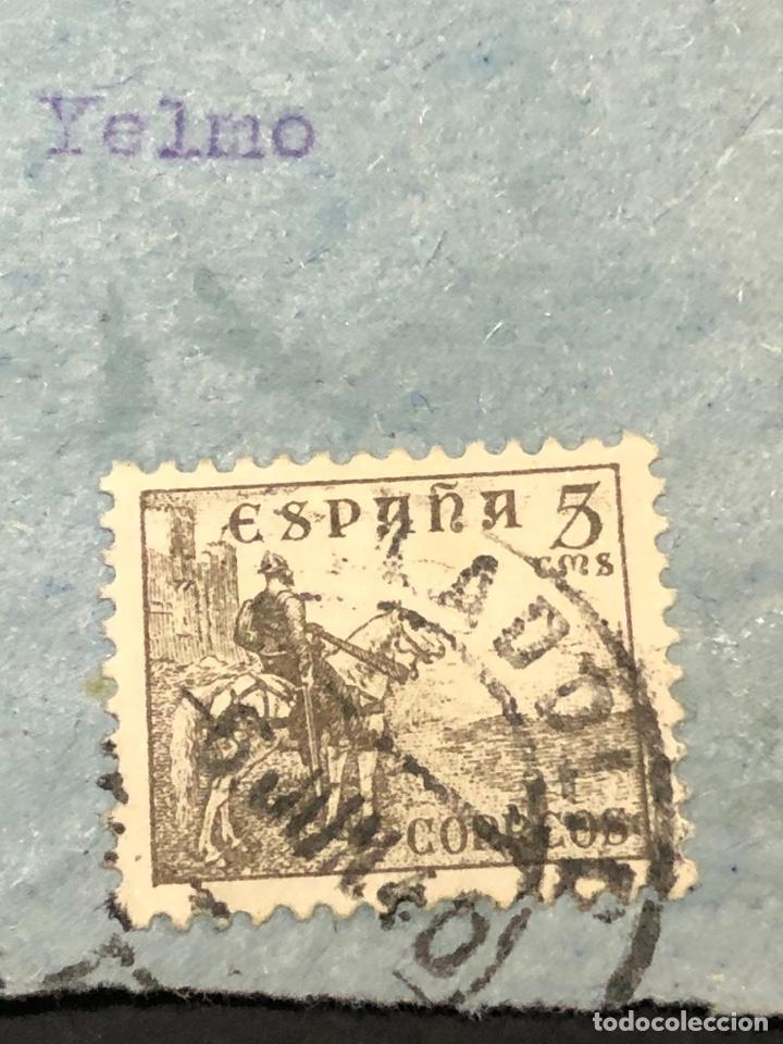 Sellos: Lote sellos y sobre - Cid e Isabel 1937 - 40 - Foto 10 - 265374139