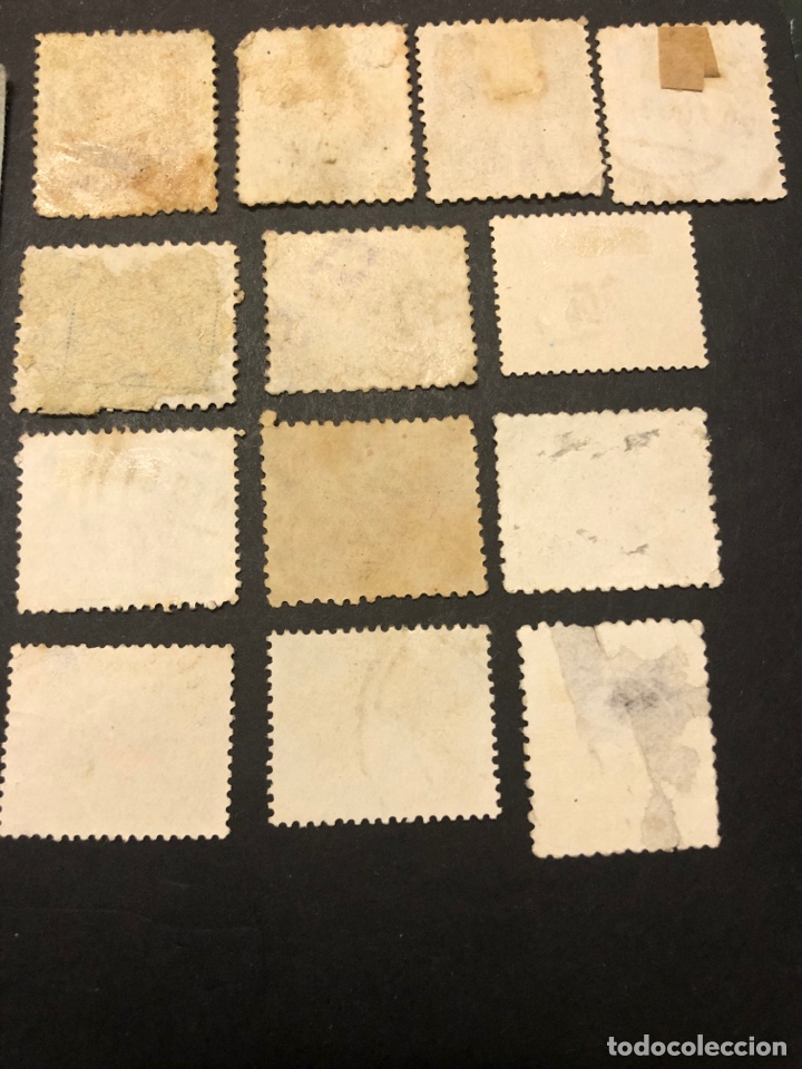 Sellos: Lote sellos y sobre - Cid e Isabel 1937 - 40 - Foto 15 - 265374139