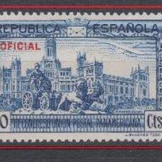 Sellos: 1931 UNION POSTAL PANAMERICANA AÉREA OFICIAL. PRECIOSA Y RARA VARIEDAD 50 CTS*.. Lote 265828279