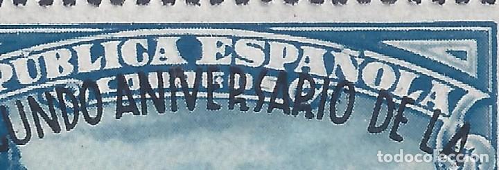 Sellos: EDIFIL 789 II ANIVERSARIO DE LA DEFENSA DE MADRID 1938 (VARIEDADES EN LA SOBRECARGA). LUJO. MNH ** - Foto 3 - 266237108