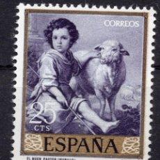 Sellos: ESPAÑA, , 1960, STAMP MICHEL 1167. Lote 268891544