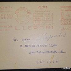 Sellos: 1936.- BARCELONA A SEVILLA. Lote 269797533