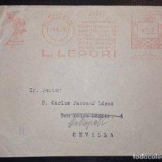 Sellos: 1934.- BARCELONA A SEVILLA.. Lote 269810233