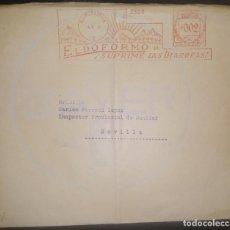 Sellos: 1934.- BARCELONA A SEVILLA. ELDOFORMO. Lote 269821223