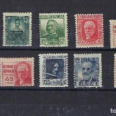 Sellos: ESPAÑA REPÚBLICA. AÑO 1936.ESPAÑOLES ILUSTRES.. Lote 271156058