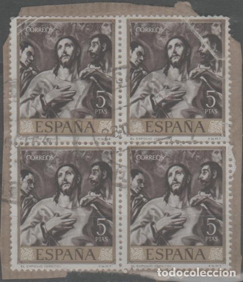 LOTE X-SELLOS ESPAÑA BLOQUE VALOR CLAVE (Sellos - España - II República de 1.931 a 1.939 - Nuevos)